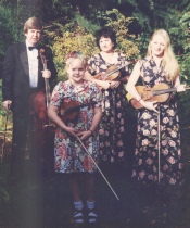 the Spring string quartet when formed in 1995