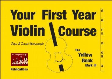 Your First Year Violin Course